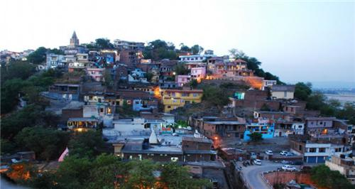 Jammu at Twilight