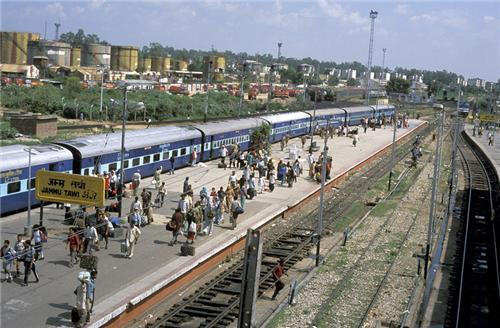Jammu Tawi station