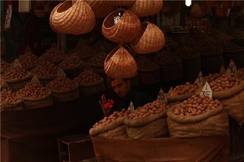 Local Market in Jammu