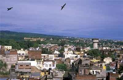 Jammu Skyline