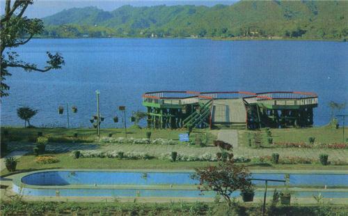 Mansar Lake near Jammu