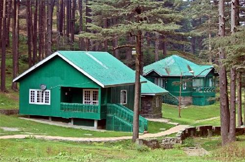 Patnitop near Jammu