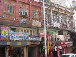 Raghunath Bazaar in Jammu