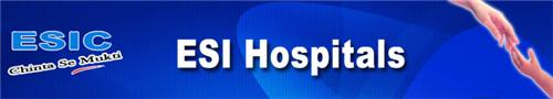ESI Hospital in Jamnagar