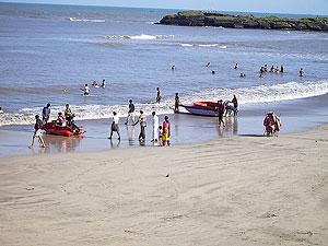 Shivrajpur Beach Jamnagar
