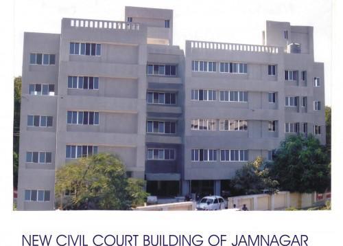 District Court in Jamnagar