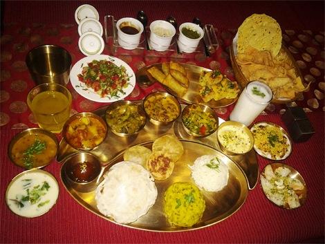Food and Restaurants of Jamnagar