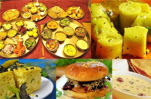 Food in Jamnagar