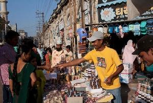 Shopping in Jamnagar