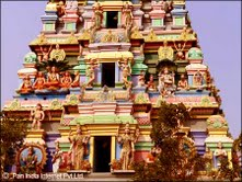 A Famous Temple of Jamshedpur, Jharkhand