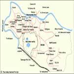 Jamshedpur Rail map