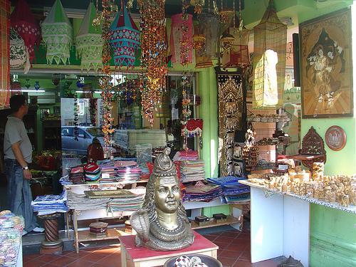 Shopping in Jamshedpur