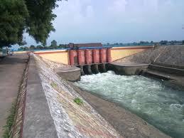 Dams in Jhansi
