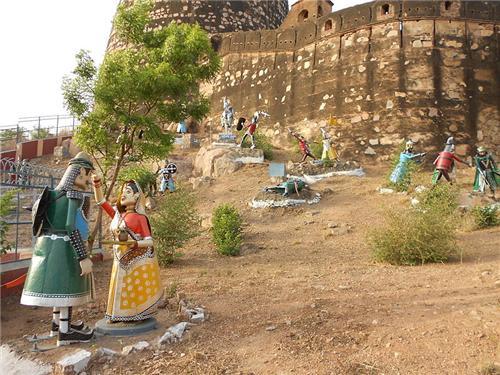 Places around Jhansi