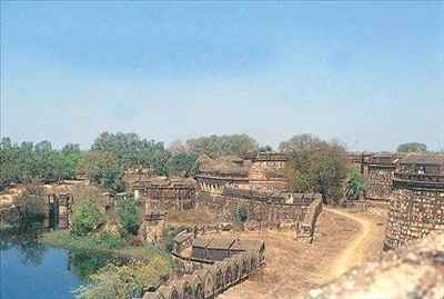 Geographical facts about jhansi