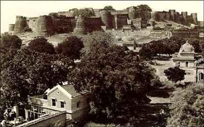 Origin of Jhansi