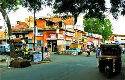 Shopping Places in Jhansi
