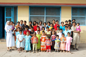 orphanage run by jhansi diocese
