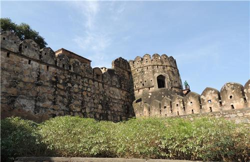 Places of interest in Jhansi