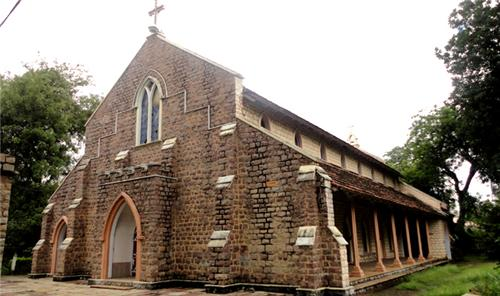 Popular Churches in Jhansi