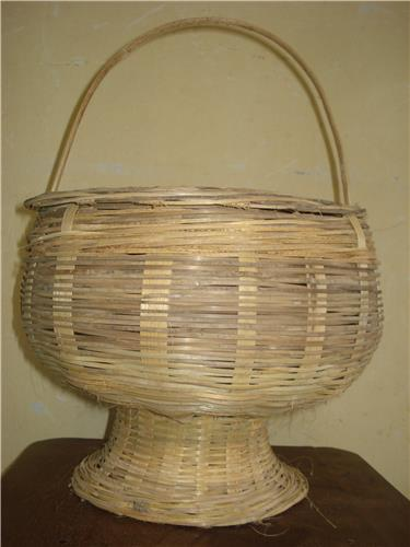 Items prepared from bamboos are unique in all respects