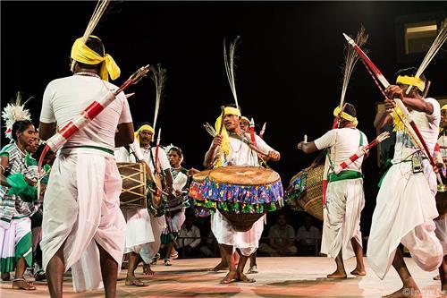 Mundari Dance is worth watching that celebrates weddings