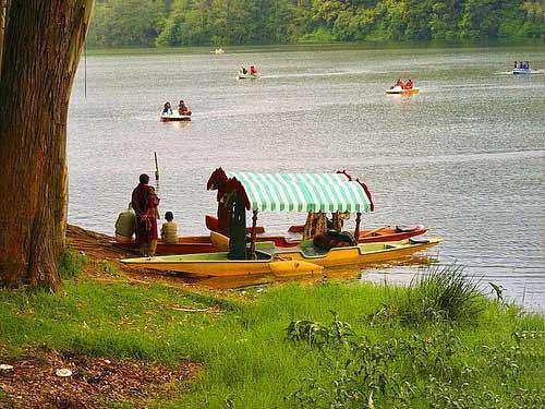 Boating in Jharkhand
