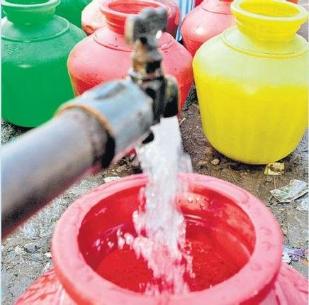 Water Supply in Jharkhand