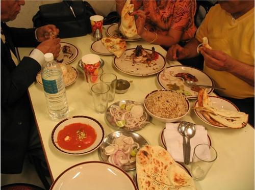 Restaurants in Deoghar