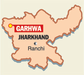 Geography of Garhwa