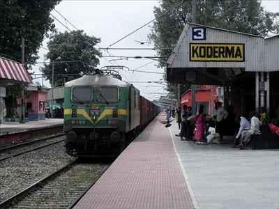 Transportation in Koderma