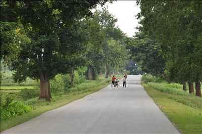 Tourism in Madhupur