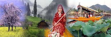 Department of Tourism in Jammu kashmir