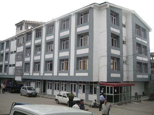 Municipal Services in Jammu and Kashmir