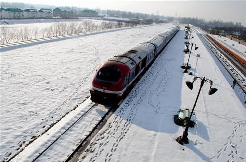 Railway Transport in Jammu and Kashmir