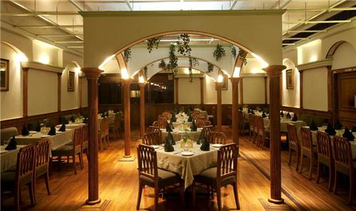 Pavilion Restaurant of Asia Hotel in Jammu