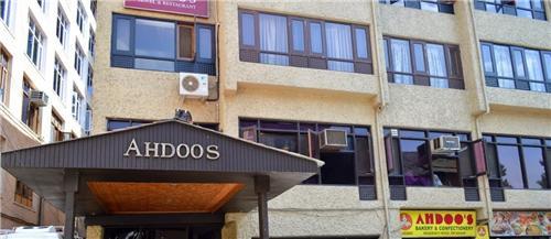 Ahdoos Hotel in Srinagar   JK