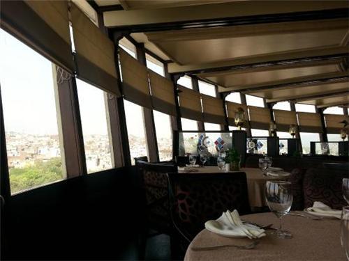 Revolving Restaurant in   Jammu Kashmir