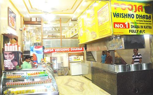 Dhabas in Katra