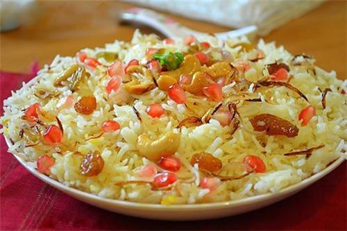 Rice in Jammu Kasmir
