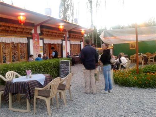 Tibetian Restaurants in   Jammu Kashmir