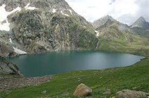 High Altitude Lakes in Jammu Kashmir