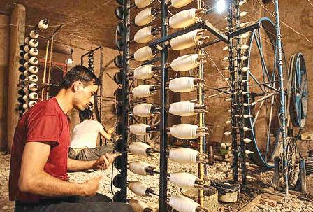 Textile Industry in Jammu and Kashmir