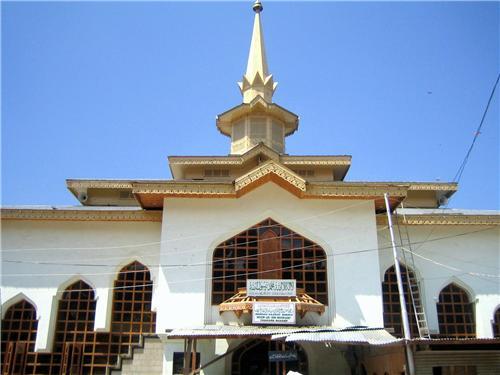 Shrines in Jammu Kashmir