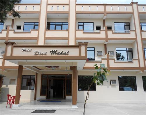Wonderful Hotel Devi Mahal in Katra Jammu