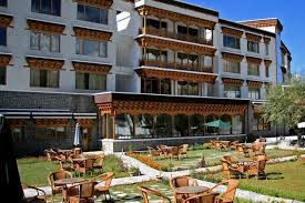 4 Star Hotels of Ladakh