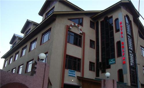 Budget Hotel in Gulmarg Jammu Kashmir
