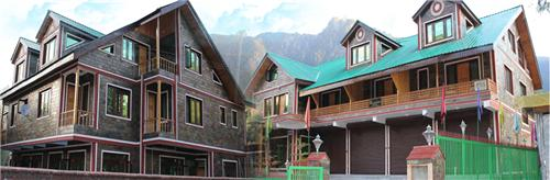 Picture Perfect Hotel Sounsar in Sonamarg