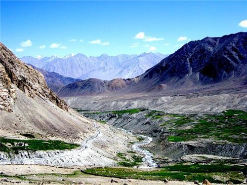 Ladakh Nubra Valley