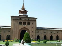 Revered Mosques in Jammu Kashmir